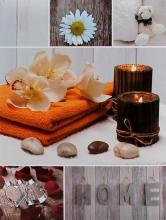Fotoalbum 10x15 pro 200 fotek Home 1 svíce