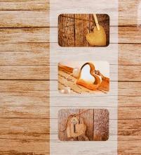 SAMOLEPIACE album 100 strán Fame zlaté srdce
