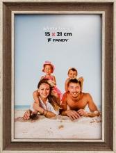 Fotorámček Malaga  13x18 hnedý