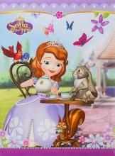 Samolepiace album 40 strán -  Disney Sofie