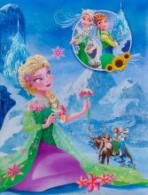 Samolepiace album 40 strán -  Disney Elsa
