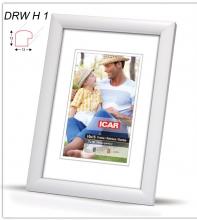 Fotorámeček 15x21 DRW H1 bílý