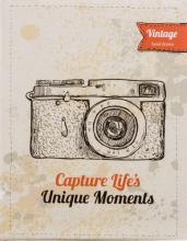 Album 10x15 pre 304 fotiek   Camera oranžový