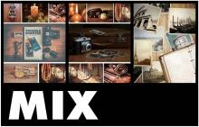 Mini album 10x15 pre 36 fotiek Time MIX