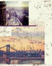 Fotoalbum 10x15 pre 500 fotiek Capitals 1 fialový