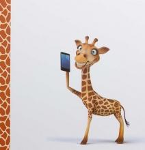 Album detský 100 stran Giraffe 2