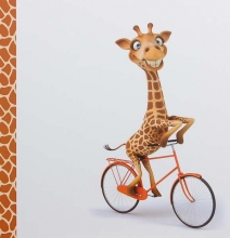 Album detský 100 stran Giraffe 6
