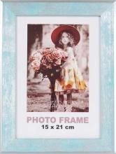 Fotorámček Portree 10x15 modrý