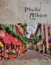 Fotoalbum 10x15 pre 200 fotiek Nostalgia ulica