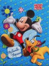 Samolepiace album 40 strán -  Disney Mickey a Pluto
