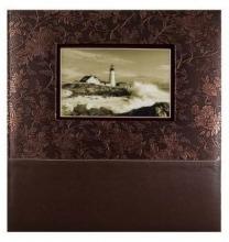 Fotoalbum 10x15 pre 500 fotiek  Smart bronzový