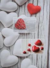 SAMOLEPIACE album 40 strán Balance srdce