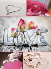 Fotoalbum 10x15 pre 200 fotiek Lavas/love
