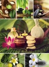 Fotoalbum 9x13 pre 200 fotografií Artdeco zelený