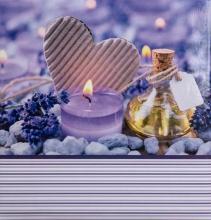 SAMOLEPÍCÍ album 60 stran Violette srdce