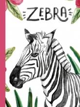 Mini album pre 100 fotiek 10x15 Exotic-zebra