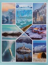 Fotoalbum 10x15 pre 200  fotiek Temps modrý