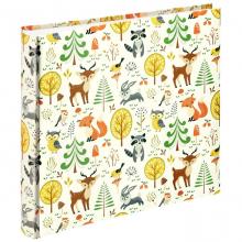 Album detský 100 stran Forest