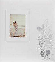 Svadobné fotoalbum 100 strán Choice bílý