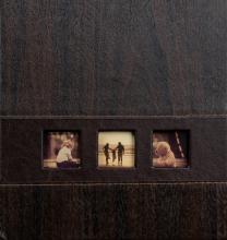 Album pre 200 fotiek 10x15 Lifestyle tmavo hnedý