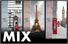 Album 9x13 pro 96 fotek Street MIX