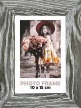 Fotorámeček Narvik 10x15hnědý