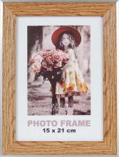 Fotorámček Portree 10x15 hnedý