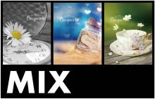Minialbum 10x15 pre 36 fotek Time MIX