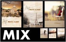 Mini album 10x15 pre 36 fotiek Riverside MIX