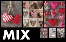 Mini album 10x15 pre 36 fotiek Cushion MIX