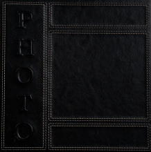 Album pre 200 fotiek 10x15 Decor  83 modrý
