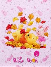 Mini album pre 100 fotiek 10x15 Disney Baby ružový