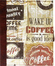 SAMOLEPIACE album 50 stran FS-50 Coffee