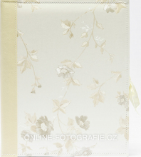 SAMOLEPIACE album 50 stran FS-50 biele kvety