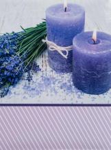 SAMOLEPIACE album 60 strán DRS-30 Violette 2 sviečky