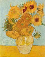 Slunečnice 30x40 Vincent van Gogh