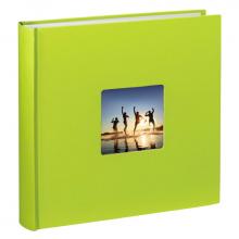 Klasické fotoalbum 100 strán Fina Art JUMBO kiwi