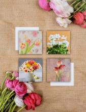 Album 10x15 pre 304 fotiek  Bouquet hnedý