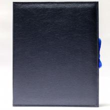 SAMOLEPIACE album 50 stran FS-50 modrá koža
