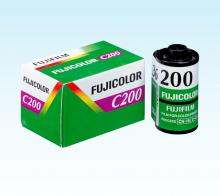 Fujicolor C 200/135-36 kinofilm