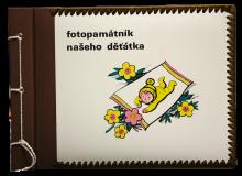 RETRO album FOTOPAMÁTNÍK