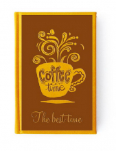 Zápisník Vivella B6 COFFEE