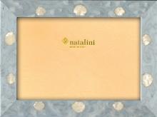 Fotorámeček NATALINI 13x18 Shells Azzurro