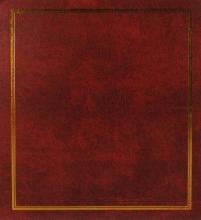 SAMOLEPIACE album 100 strán -DRS50-vinyl hnedý