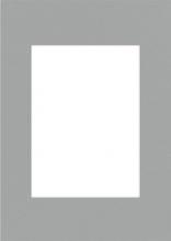 Pasparta 13x18 / 9x13 šedá granit