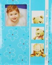 SAMOLEPIACE album 40 strán - Tender toy - modré