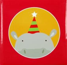 Album klasické dětské 100 stran -  Jungle červený