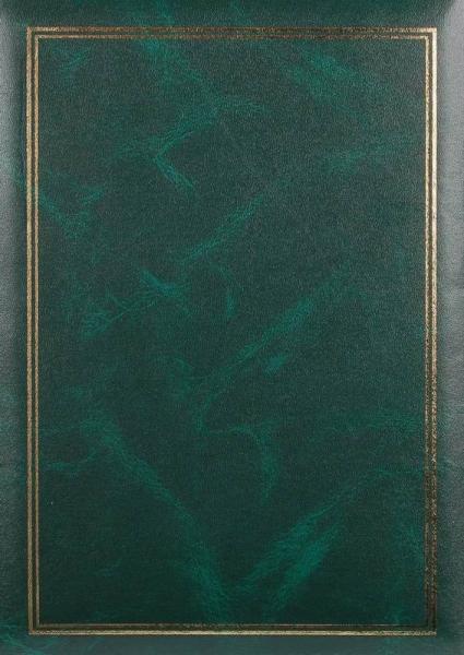SAMOLEPÍCÍ album 60 stran - Vinyl zelený