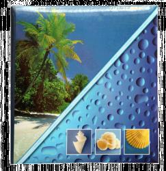 SAMOLEPÍCÍ album 100 stran - SA -100 modrý