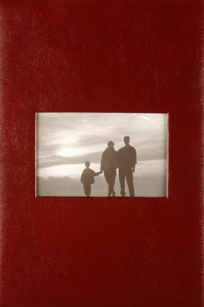 Album pro 300 fotek 10x15 HENZO Edition vínové